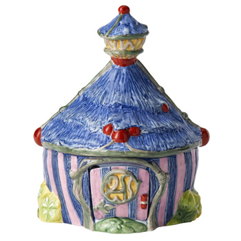 Bess (Trinket Box) DF19 - Royal Doultoun Storybook Figurine