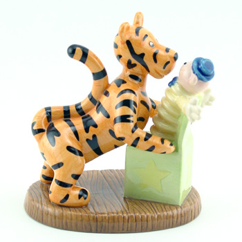 Bouncy Bouncy Boo-To-You WP52 - Royal Doultoun Storybook Figurine