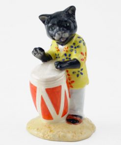 Calypso Kitten CC2 - Royal Doultoun Storybook Figurine