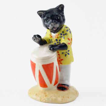 Calypso Kitten CC2 - Royal Doultoun Storybook Figurine