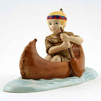 Christopher to the Rescue WP92 - Royal Doultoun Storybook Figurine
