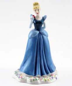 Cinderella - Is He Thinking of Me DP1 - Royal Doultoun Storybook Figurine