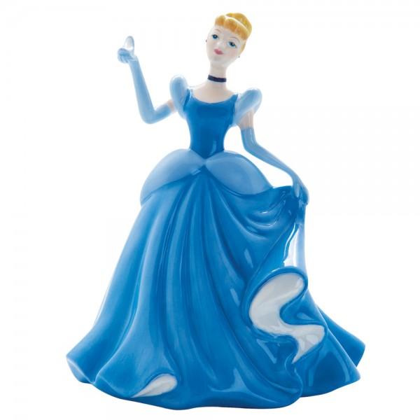 Cinderella DP9 - Disney Princesses Collection - Royal Doultoun Storybook Figurine