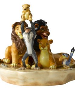 Circle of Life DM11 - Royal Doultoun Storybook Figurine