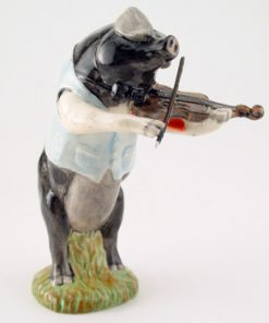 Daniel The Violinist PP5 - Royal Doultoun Storybook Figurine