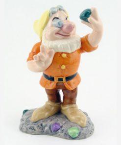 Dear Old Doc SW25 - Royal Doultoun Storybook Figurine