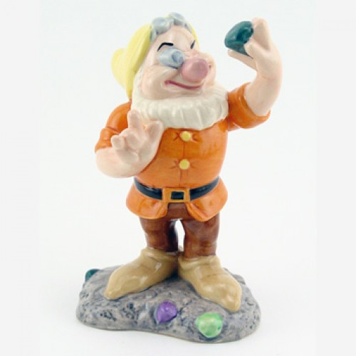 Dear Old Doc SW25 - Royal Doultoun Storybook Figurine