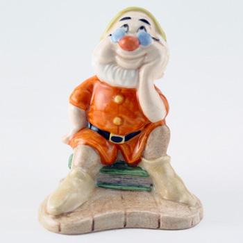 Doc SW10 - Royal Doultoun Storybook Figurine