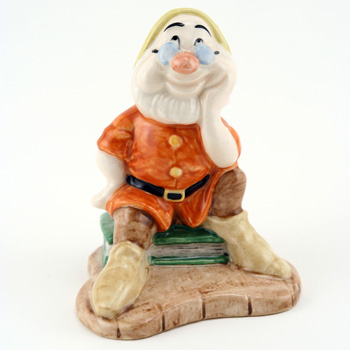 Doc SW2 - Royal Doultoun Storybook Figurine