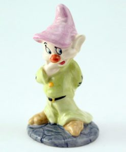 Dopey SW13 - Royal Doultoun Storybook Figurine