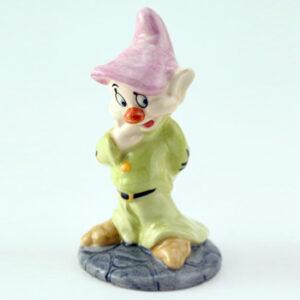 Dopey SW13 - Royal Doultoun Storybook Figurine