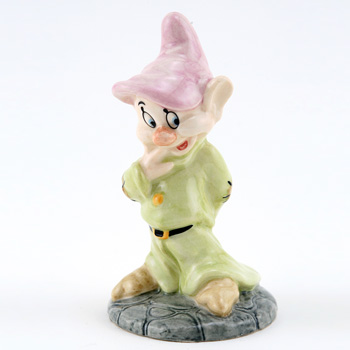 Dopey SW5 - Royal Doultoun Storybook Figurine