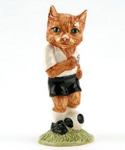 Dribble FF4 - Royal Doultoun Storybook Figurine