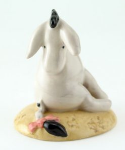 Eeyore's Tail WP7 70 YEARS! - Royal Doultoun Storybook Figurine