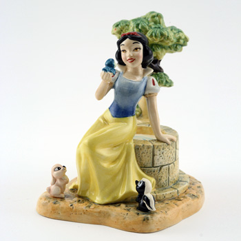 Fairest One of All SW22 - Royal Doultoun Storybook Figurine