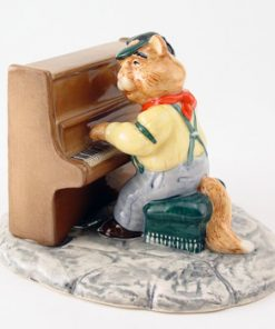 Fat Cat CC9 - Royal Doultoun Storybook Figurine