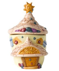 Fira (Trinket Box) DF18 - Royal Doultoun Storybook Figurine