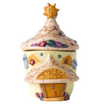 Fira (Trinket Box) DF18 - Royal Doultoun Storybook Figurine