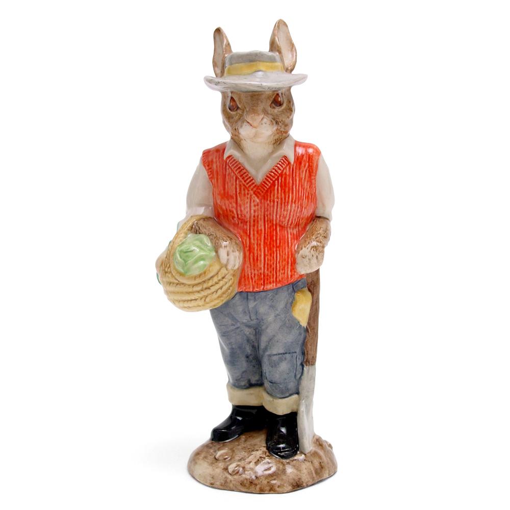 Gardener Rabbit - Royal Doultoun Storybook Figurine