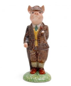 Gentleman Pig - Royal Doultoun Storybook Figurine