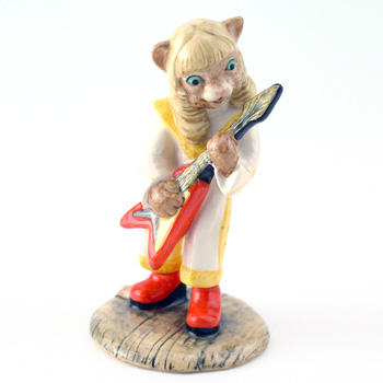 Glam Guitar CC10 - Royal Doultoun Storybook Figurine