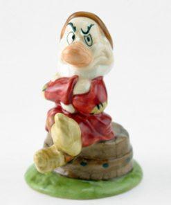 Grumpy SW11 - Royal Doultoun Storybook Figurine