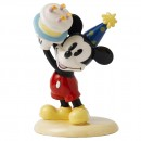 Happy Birthday MM33 - Walt Disney Showcase - Royal Doultoun Storybook Figurine