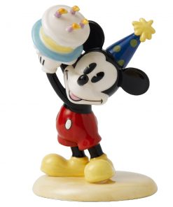 Happy Birthday MM33 - Walt Disney Showcase - Royal Doultoun Storybook Figurine
