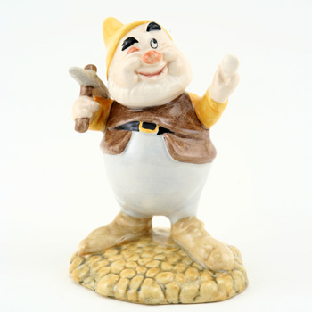 Happy SW4 - Royal Doultoun Storybook Figurine