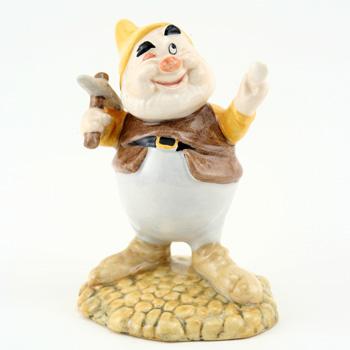Happy SW4 - Royal Doultoun Storybook Figurine