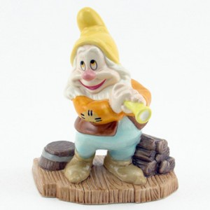 Happy Thats Me SW27 - Royal Doultoun Storybook Figurine