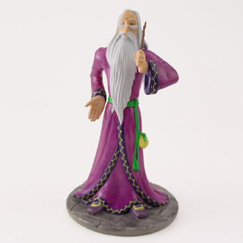 Headmaster Albus Dumbledore HP6 - Royal Doultoun Storybook Figurine