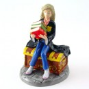 Hermione Studies For Potion HP3 - Royal Doultoun Storybook Figurine