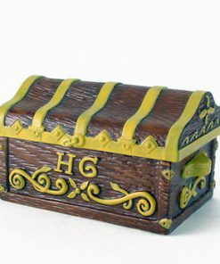 Hermione's Trunk - Royal Doultoun Storybook Figurine