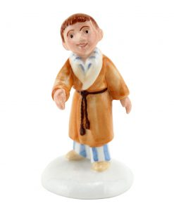 James - Royal Doultoun Storybook Figurine