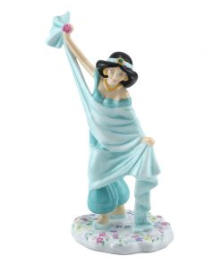 Jasmine - Love Is In The Evening Air DP6 - Royal Doultoun Storybook Figurine