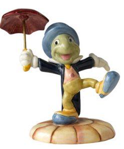 Jiminy Cricket DM2 - Royal Doultoun Storybook Figurine