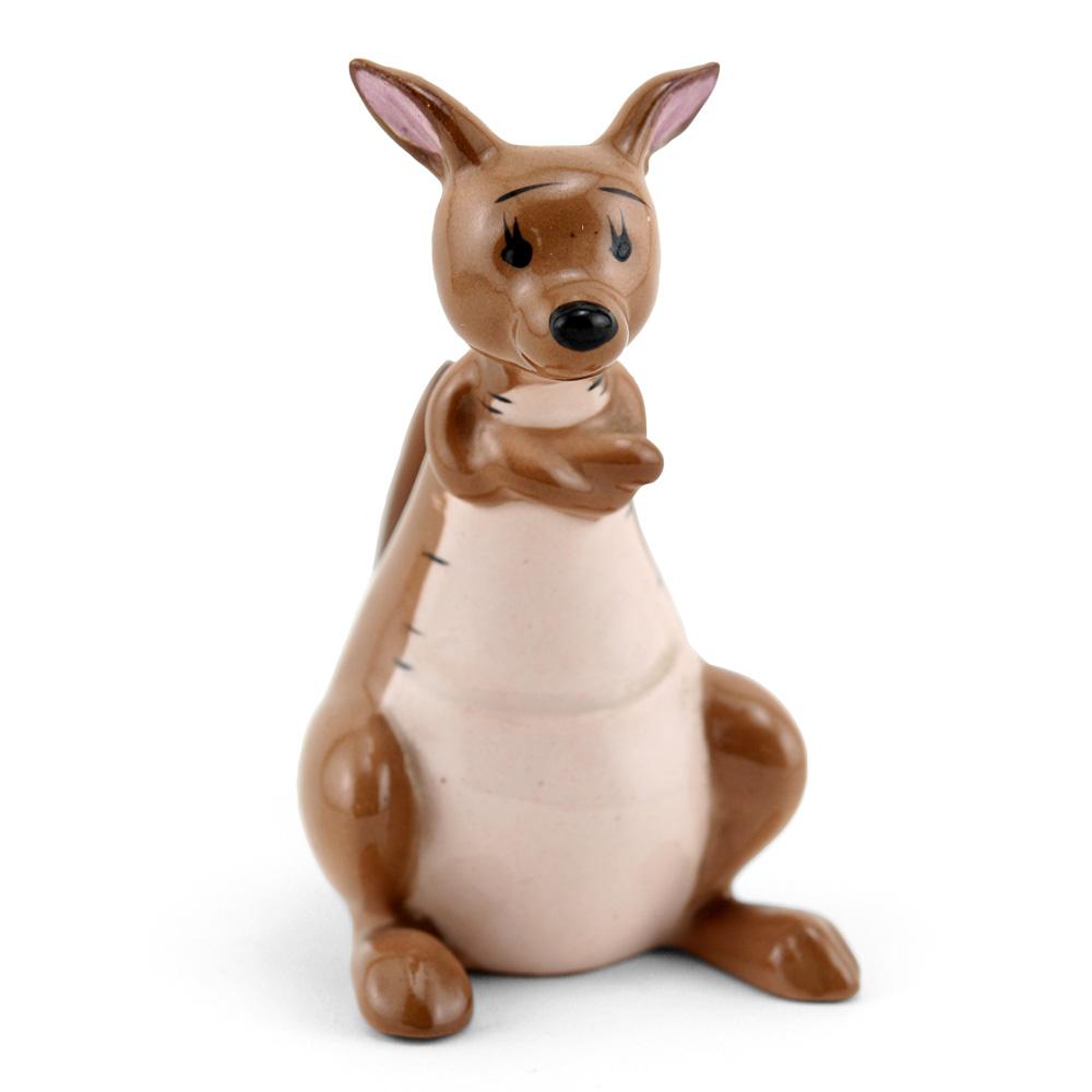 Kanga Beswick Gold - Royal Doultoun Storybook Figurine