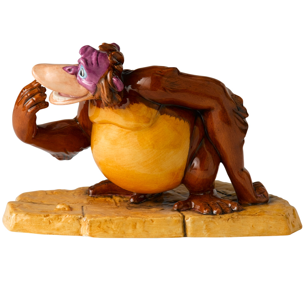 King Louie DM5 - Royal Doultoun Storybook Figurine