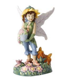 Lily DF7 - Royal Doultoun Storybook Figurine