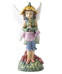 Lily (Mini) DF14 - Royal Doultoun Storybook Figurine