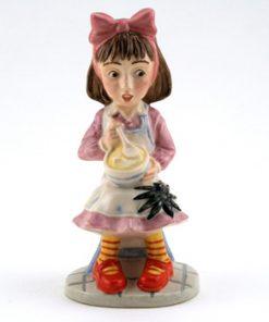 Little Miss Muffet DNR2 - Royal Doultoun Storybook Figurine