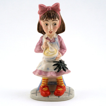 Little Miss Muffet DNR2 - Royal Doultoun Storybook Figurine