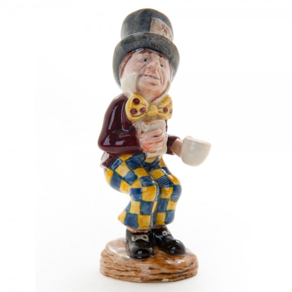 Mad Hatter - Royal Doultoun Storybook Figurine