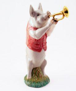 Matthew The Trumpet Player PP2 - Royal Doultoun Storybook Figurine