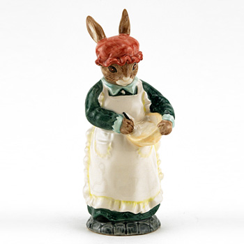 Mrs Rabbit Baking ECF13 - Royal Doultoun Storybook Figurine
