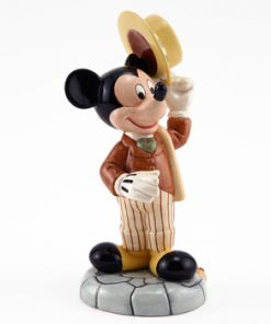 Nifty Nineties MM19 - Royal Doultoun Storybook Figurine