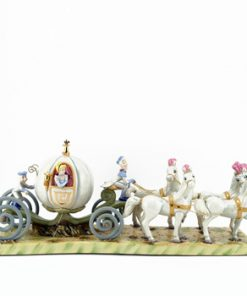 Off to the Ball CN8 - Royal Doultoun Storybook Figurine