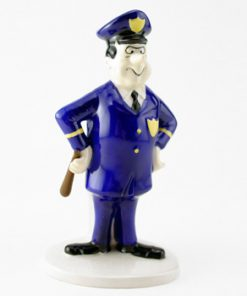 Officer Dibble TC3671 - Royal Doultoun Storybook Figurine