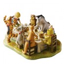 A Party For Me? How Grand! WP101 - Royal Doultoun Storybook Figurine